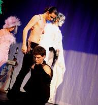 """The rime of the ancient mariner"", teatro Verdi 16.12.12. Photo by Ksenjia Laginja"