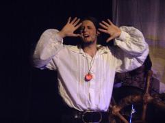 """The rime of the ancient mariner"", teatro Verdi 16.12.12. Photo by Jenny Costa"